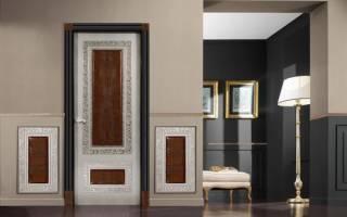 Как можно задекорировать старую дверь?