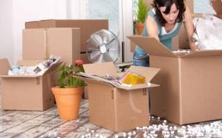 Как упаковать разобранный шкаф?