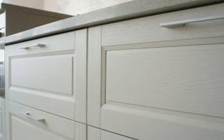Из чего лучше сделать мебель для кухни?