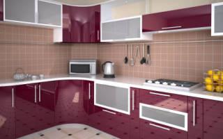 Краска для кухонных фасадов из МДФ