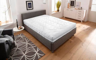 Какой толщины должен быть матрас для кровати?