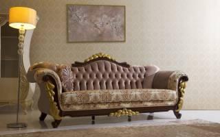 Как отреставрировать мягкую мебель?
