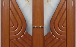 Как покрасить МДФ панель на входной двери?
