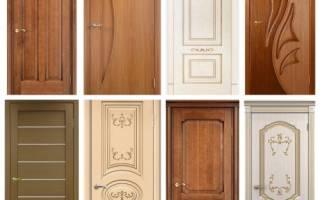 Производство межкомнатных дверей из МДФ