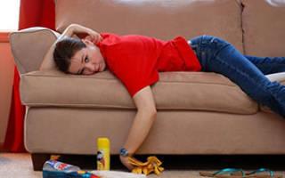 Как постирать чехол от дивана?