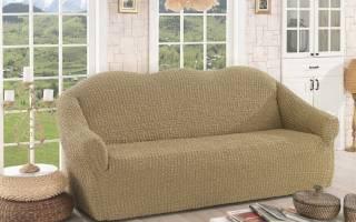 Как сделать самому чехол на диван?