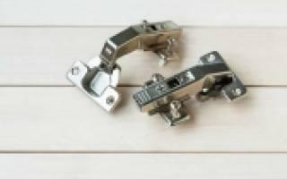 Как работают доводчики на мебели?