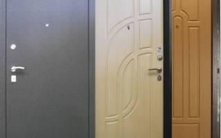 Как выбрать качественную железную дверь?