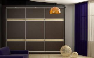 Из какого материала лучше сделать шкаф купе?