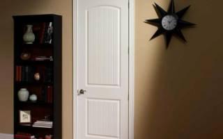Как изменить старую дверь?