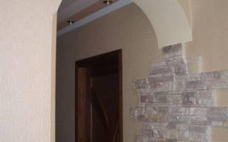 Как из арки сделать обычную дверь?