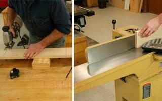 Как сделать мебельный щит из дерева?