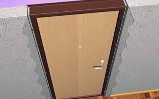 Какой должен быть проем под раздвижную дверь?
