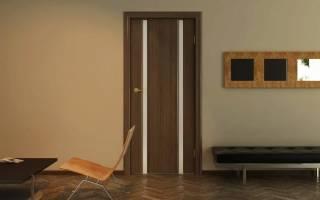 Из чего делают шпонированные двери?