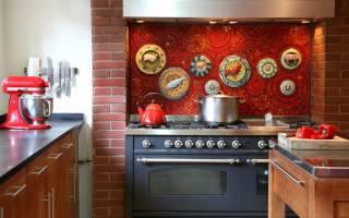 Как выбрать кухонный фартук для кухни?
