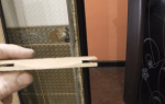 Как крепятся доборы на межкомнатные двери?