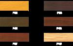 Как покрасить изделие из дерева?