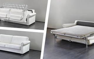 Как разложить диван кровать?