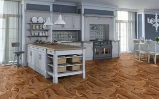 Какой толщины линолеум выбрать для кухни?