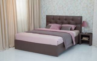 Какой высоты должен быть матрас на кровать?