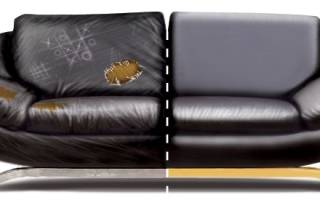 Как сделать выкройку для перетяжки дивана?
