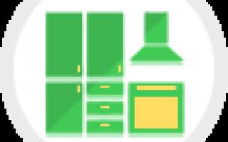Чем покрасить кухонный гарнитур из МДФ?