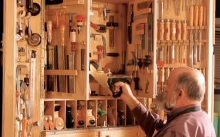 Что нужно для производства мебели из дерева?