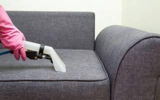 Можно ли пароочистителем чистить мягкую мебель?