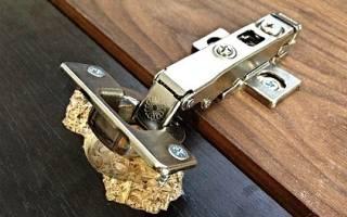 Как починить дверцу шкафа из ДСП?