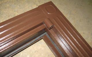 Как крепятся наличники на межкомнатные двери?