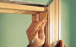 Как сделать опанелку межкомнатной двери?
