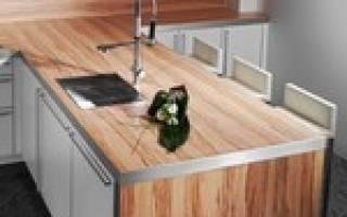 Столешница из МДФ ламинированная для кухни