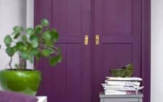 Как сделать состаренный шкаф?