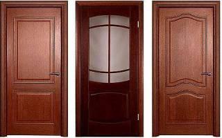 Установка межкомнатных дверей из МДФ своими руками