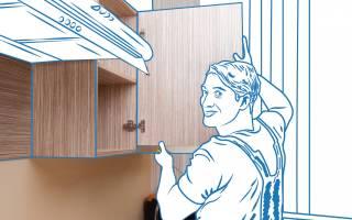Как сделать закладные в гипсокартоне для кухни?