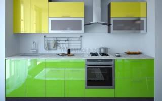 Можно ли поменять пленку на фасаде кухни?
