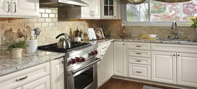 Из чего лучше делать столешницу для кухни?