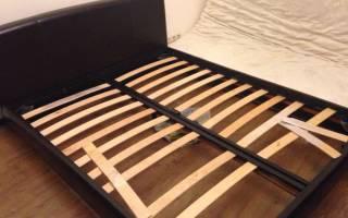 Как устранить скрип ортопедического основания кровати?