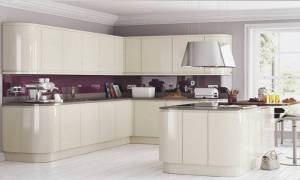 Как мыть матовые фасады кухни?