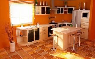 Какую напольную плитку выбрать для кухни?