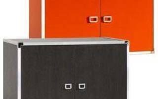 Что такое антресоль в мебели?