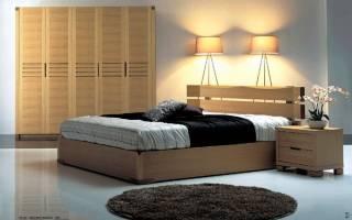 Как собрать спальную мебель?