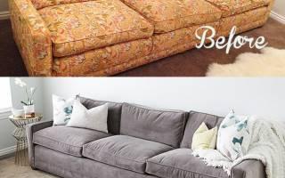 Как сделать обивку мебели?