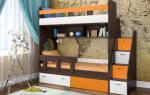 Как оформить двухъярусную кровать?