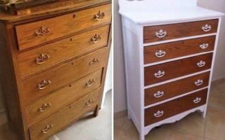 Как отреставрировать полированную мебель?
