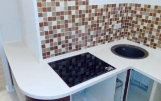 Как заменить столешницу для кухни?