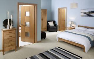 Из какого материала делают межкомнатные двери?