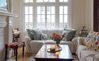 Чем накрыть кожаный диван?