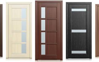 Что такое шпонированные межкомнатные двери?