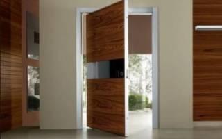 Как сделать звукоизоляцию двери?